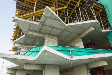 Construction of Dubai's $68m Binghatti Stars 60% complete