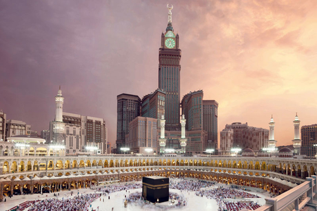 Saudi's Rou'a Al Haram to boost Makkah real estate