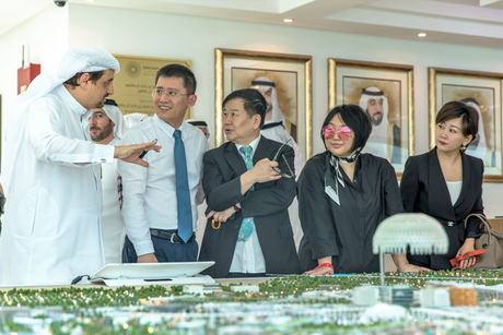Expo 2020 Dubai deepens ties with Chinese business