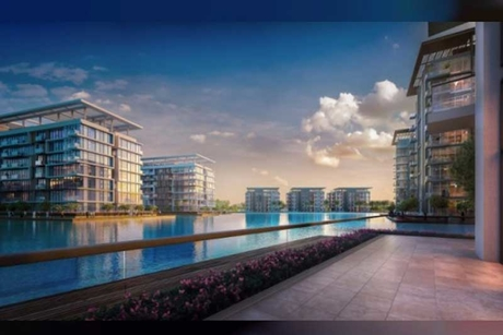 Enabling work begins for Phase 3 of Dubai's District One in MBR City