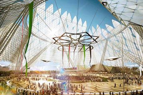 Construction details of Expo 2020 Dubai's German Pavilion revealed