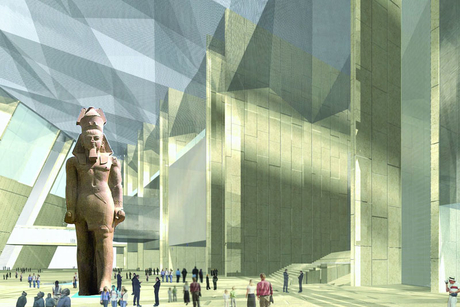 BESIX, Orascom award $13m contract for Grand Egyptian Museum
