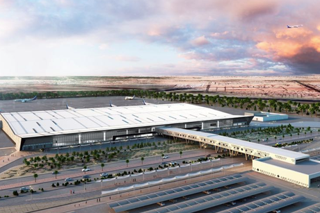 First flight departure planned for Kuwait Int'l Airport's new terminal