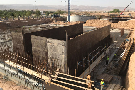 Landia to supply pumps for Jordanian wastewater plant