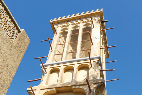 Programme launched to preserve Dubai heritage architecture
