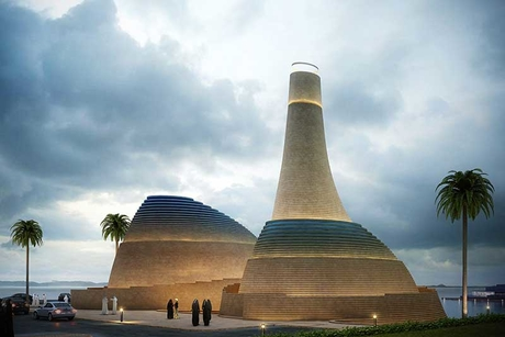 Design focus: Aldar's Al Dana Mosque in Abu Dhabi