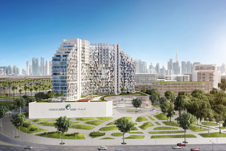 $93m Fawad Azizi homes launched in Dubai Healthcare City