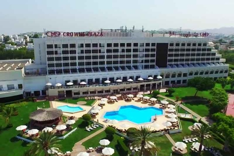 Oman's Crowne Plaza Muscat hotel reopens after $9m renovation