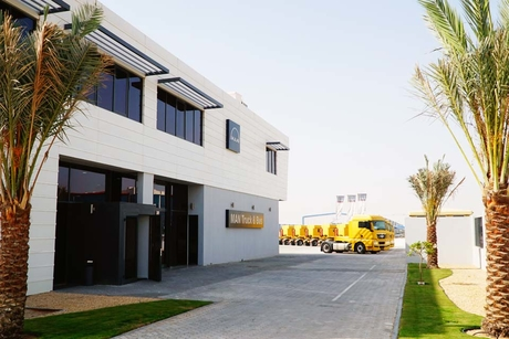 MAN Truck & Bus opens new Middle East headquarters in Dubai