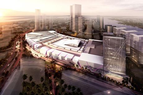 'Significant construction progress' at Abu Dhabi's $1.2bn Reem Mall