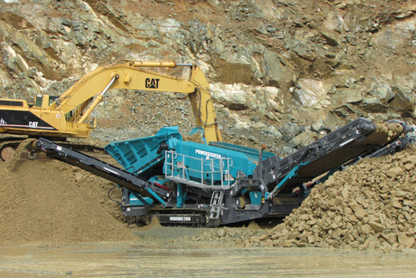Powerscreen to unveil products at UK exhibition