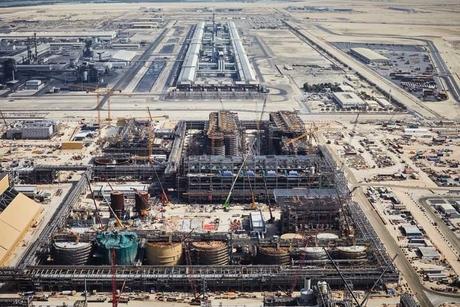 Construction milestone for UAE's $3bn Al Taweelah alumina refinery