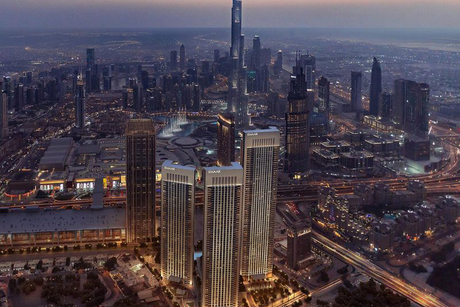 China's CSCEC ME to build Emaar's $351m Downtown View in Dubai