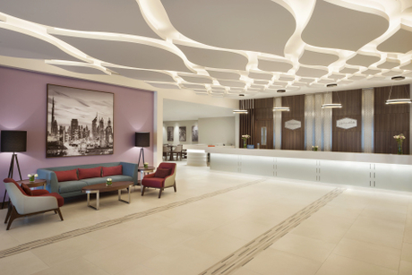 Woman to lead Hampton by Hilton's first Middle East hotel