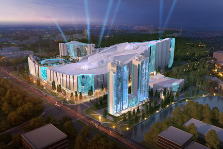 Dubai's Majid Al Futtaim to run world's biggest ski slope in China