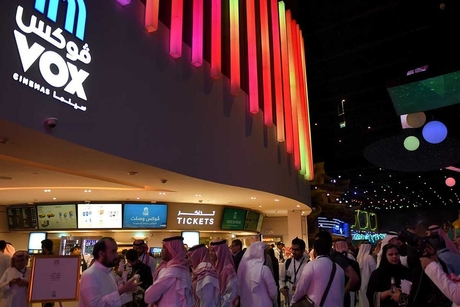 Riyadh's Vox Cinemas multiplex to open in 2019 after UAE-Saudi deal