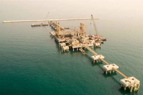 Construction of Bahrain LNG project completed despite 'excessive delays'