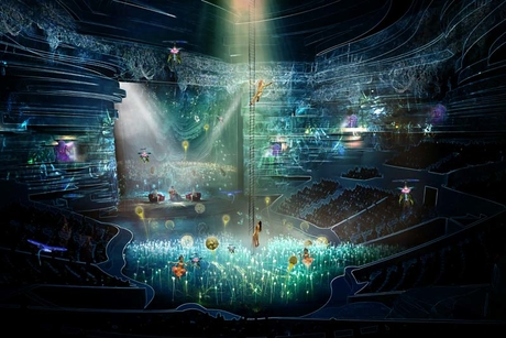 Case study: Cooling and hydrating Dubai's La Perle theatre