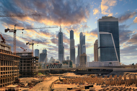 Emirates NBD says Dubai construction growth dipped in August