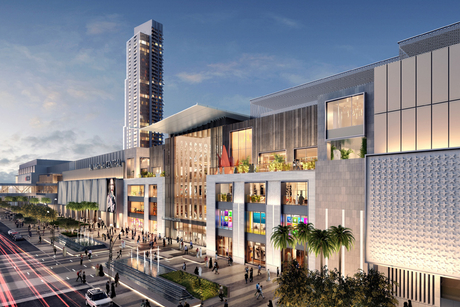 Construction of Abu Dhabi's Al Maryah Central mall completed