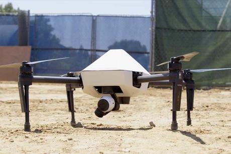 Japan's Komatsu reveals how to maximise construction drones