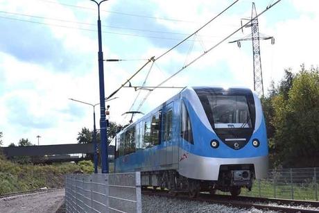 New Dubai Metro trains a 'milestone' in Route 2020 construction