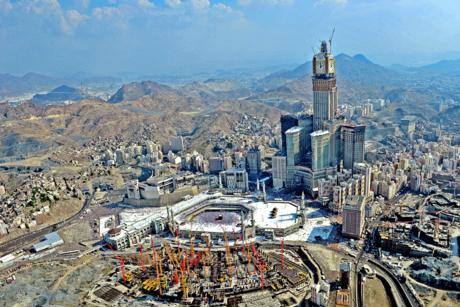 Construction Week's Top 50 GCC Developers 2018: Saudi Arabia