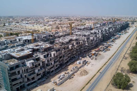 Construction of Dubai's $817m Mirdif Hills reaches 50% mark