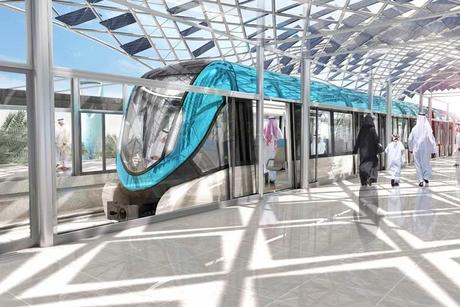 Saudi construction has grown with Haramain Rail and Riyadh Metro