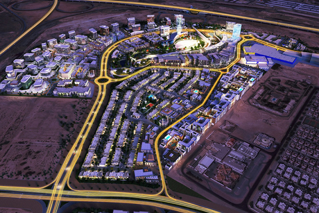 Wasl unveils one of Sheikh Zayed Road's 'largest' projects