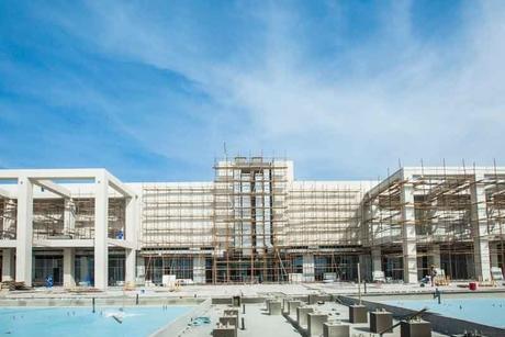 Construction update: Al Araimi Boulevard mall, Oman