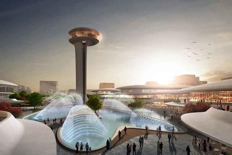 Arada awards contract for Sharjah's Zaha Hadid-designed Central Hub