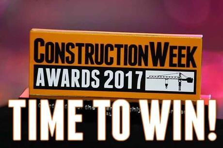 Video: Enter the Construction Week Awards 2018 in Dubai