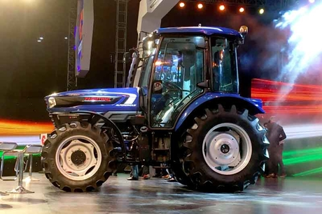 India's Escorts Group reveals automated tractor concept model
