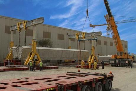 UAE's Al Faris reveals Route 2020 construction contract details