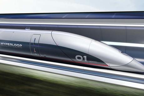 Hyperloop TT unveils passenger capsule in Spain