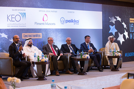Construction Week unites leaders to discuss Kuwait's future
