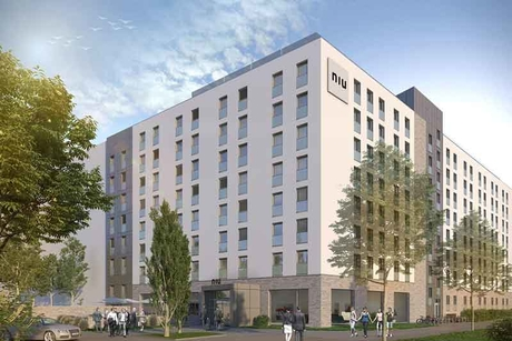 Dubai's Select Group acquires under-construction German hotel