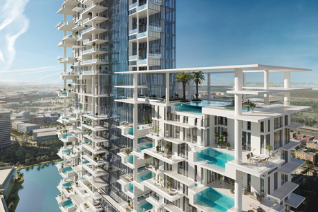 Ground to break on Damac's Cavalli-branded Dubai hotel in 2019