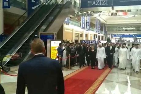 Video: Dubai's HH Sheikh Hamdan opens Cityscape Global 2018