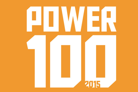 Construction Week Power 100 2015