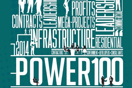 2014 Construction week power 100