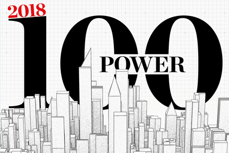 2018 Construction week power 100