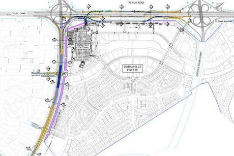CSCEC ME wins $217m Dubai Hills Mall road upgrade contract