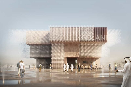 Winning design of Expo 2020 Dubai's Poland Pavilion revealed