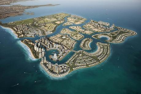 Home construction at Bahrain's Diyar Al Muharraq notes progress