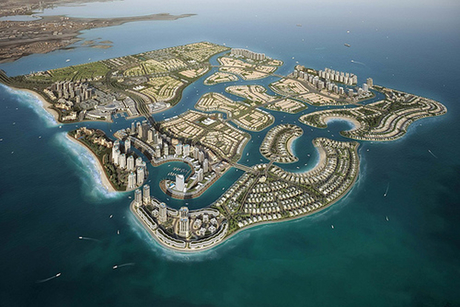 Home construction at Bahrain's Diyar Al Muharraq notes progress