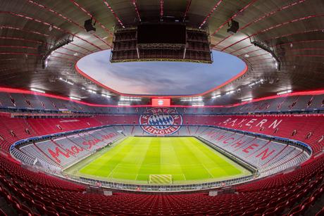 Porsche UAE store's lighting provider to work on Bayern Munich stadium