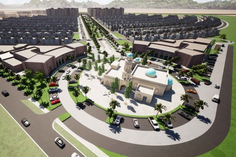 Oman to lay foundation stone for PPP housing project