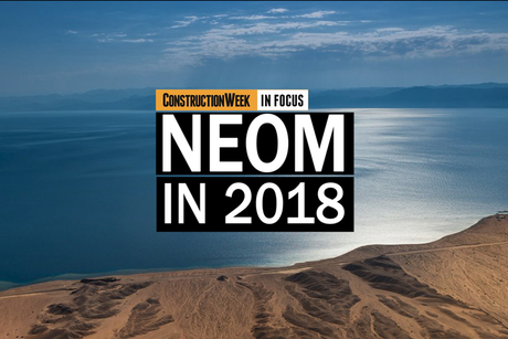 Video: Construction Week In Focus   Saudi Arabia's Neom in 2018